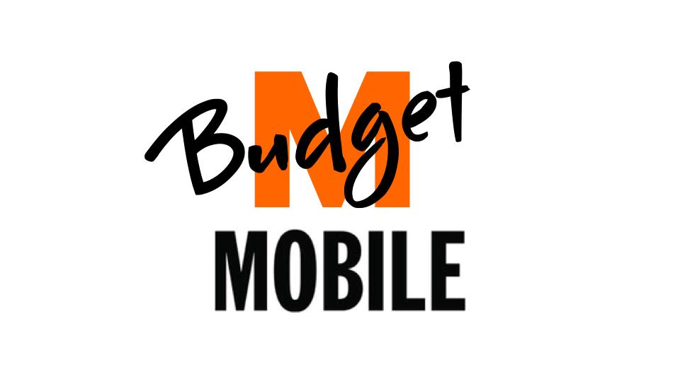 Logo M-Budget Mobile